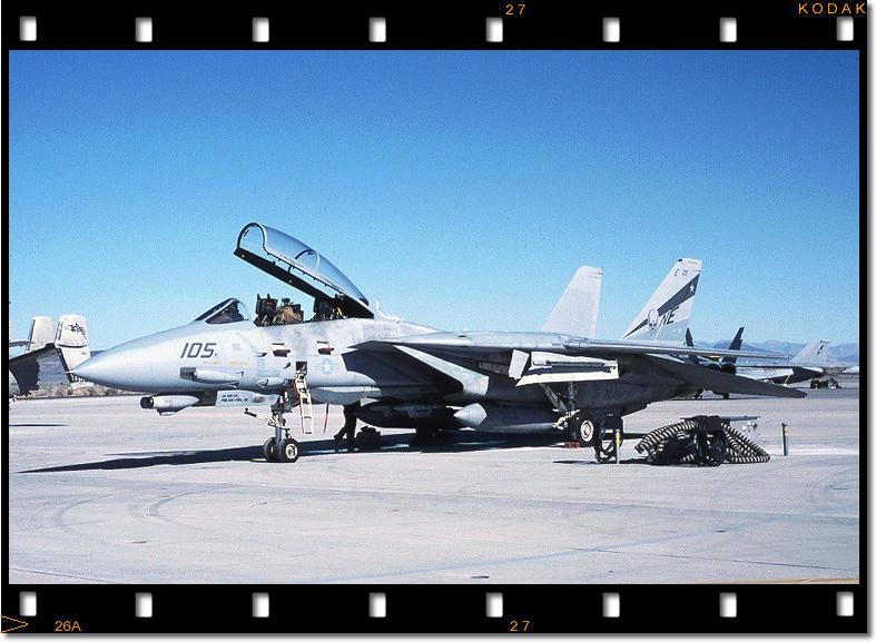 f14d. F-14D 164603 NE -105 from VF-2